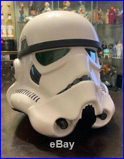 Star Wars Master Replicas Sw-153 Ce Stormtrooper Helmet