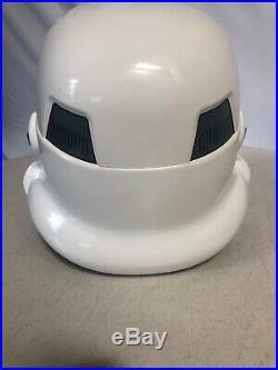 Star Wars Master Replicas Sw-153 Ce Stormtrooper Helmet Anh Mib