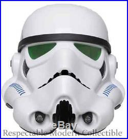 Star Wars Movie Stormtrooper 30th Aniv Ep5 Ep V Helmet Replica Efx Limited Ed