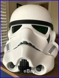 Star Wars New Hope Efx Stormtrooper Prop Replica Collectible Helmet