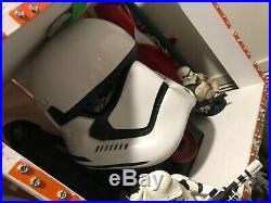 Star Wars New Storm Trooper Helmet ANOVOS