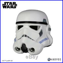 Star Wars OT IMPERIAL STORMTROOPER HELMET Casque replica Life Size Anovos