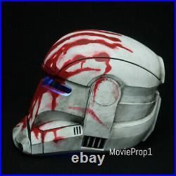 Star Wars Republic Commando Helmet Stormtrooper Costume Cosplay Mask Boss Versio