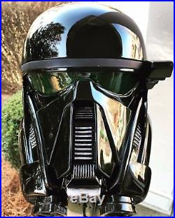 Star Wars Rogue One DEATH TROOPER 11 Helmet Replica Gentle Giant Nissan Limited