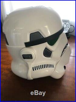 Star Wars STORM TROOPER HELMET A New Hope (2016) Full Scale Replica EFX Inc