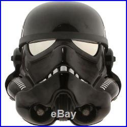Star Wars Shadow Stormtrooper Helmet EFX 2016 Display Helmet Collectible