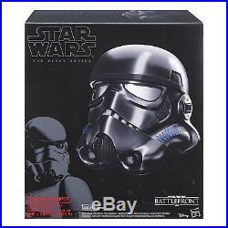 Star Wars Shadow Trooper/Storm Trooper Black Series Helmet