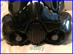 Star Wars Shadow Trooper Stormtrooper Electronic Helmet Black Series VADER STORM
