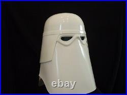 Star Wars Snowtrooper Helmet New Full Size Prop 11 Armour Costume