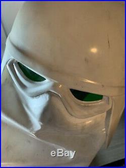 Star Wars Snowtrooper Stormtrooper Adult Helmet By Troopermaster 501st Legion