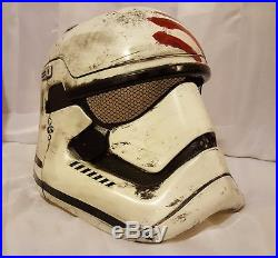 Star Wars Storm Trooper Finn Painted Adult Helmet The Force Awakens First Order