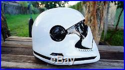 Star Wars Storm Troopers Helmet Motorcycle FREE SHIPPING