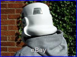 Star Wars Stormtrooper ANH Stunt Helmet