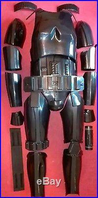 Star Wars Stormtrooper Armour / Helmet Rare Black / Shadow Fully Assembled