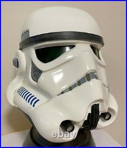 Star Wars Stormtrooper Body Armour Helmet Costume Ainsworth SDS Original Moulds