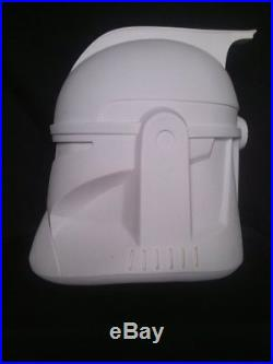 Star Wars Stormtrooper Clonetrooper helmet prop replica AOTC