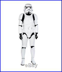 Star Wars Stormtrooper Costume Full Armour & Helmet Battle Spec The Last Jedi