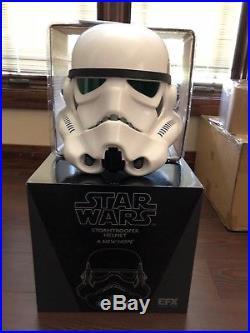 Star Wars Stormtrooper EFX Collectibles A NEW HOPE Helmet