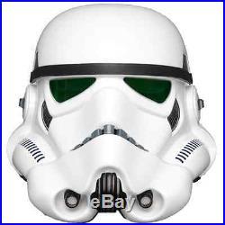 Star Wars Stormtrooper Full Helmet Replica Prop Cast Wearable Episode IV Hero