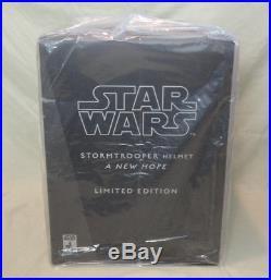 Star Wars Stormtrooper Helmet 11 Master Replicas SW-153LE Print Prop Sealed #32