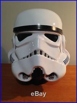 Star Wars Stormtrooper Helmet 11 Prop No vader
