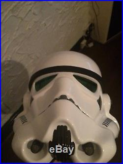 Star Wars Stormtrooper Helmet A New Hope EFX 11 Scale Boxed With Certificate