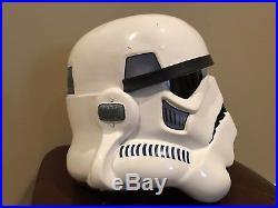 Star Wars Stormtrooper Helmet ATA Works Exact Replica Hand Made Armor ROTJ