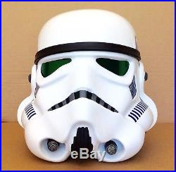 Star Wars Stormtrooper Helmet / Anh Stunt Costume / Prop Fully Built