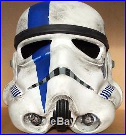 Star Wars Stormtrooper Helmet / Armour Commander Spec 11 Costume / Prop