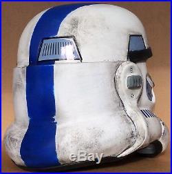 Star Wars Stormtrooper Helmet / Armour Rare Commander Spec 11 Costume / Prop