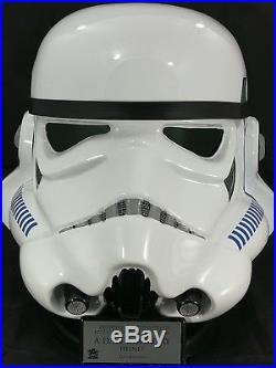 Star Wars Stormtrooper Helmet Collection 11 No Vader Anovos