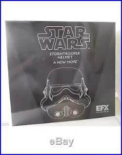 Star Wars Stormtrooper Helmet EFX Collectible