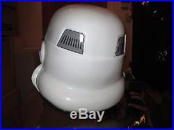Star Wars Stormtrooper Helmet ESB made by RS Prop Makers