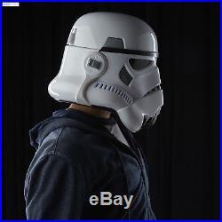 Star Wars Stormtrooper Helmet Electronic Voice Change Darth Vader Halloween Mask