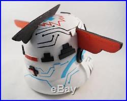 Star Wars Stormtrooper Helmet One Of A Kind Multimedia Art by Andrew Taylor