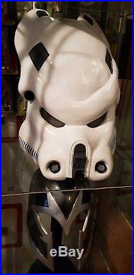 Star Wars Stormtrooper Helmet Predator