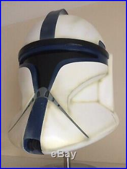 Star Wars Stormtrooper Helmet Prop Clone Trooper Phase I Commander Helmet