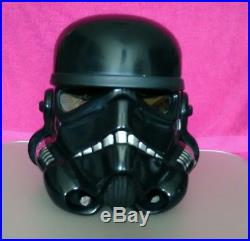 Star Wars Stormtrooper Helmet, Shadow Trooper / Black Hole Stormtrooper