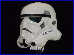 Star Wars Stormtrooper Helmet Stunt New Full Size Prop 11 Armour Costume