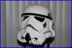 Star Wars Stormtrooper Helmet Stunt Rs Prop Masters