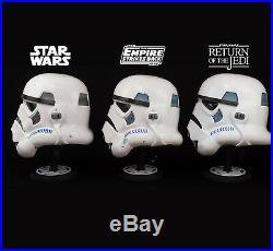 Star Wars Stormtrooper Helmet Trilogy Pack
