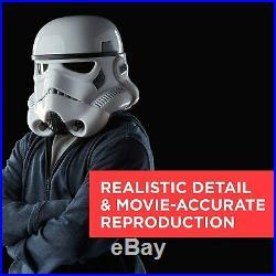 Star Wars Stormtrooper Helmet Voice Changer
