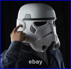 Star Wars Stormtrooper Helmet Voice Changer NEW! Fast Ship! Great Gift! SALE