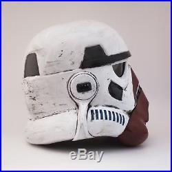 Star Wars Stormtrooper Incinerator Trooper Helmet FULL SIZE