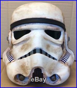 Star Wars Stormtrooper / Sandtrooper Helmet 11 Armour Costume / Prop