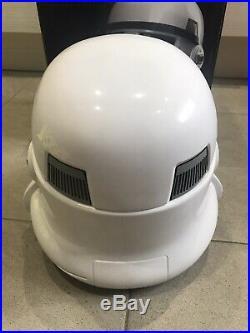 Star Wars Stormtrooper Voice Change Helmet Black Series Hasbro Disney