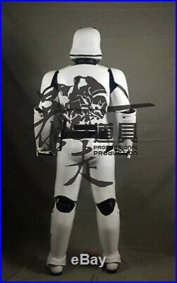 Star Wars Stormtrooper costume cosplay /w blaster helmet compete full armor gear
