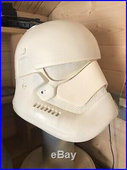 Star Wars TFA Raw 11 Stormtrooper Helmet Replica Prop