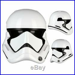 Star Wars TLJ First Order Stormtrooper Helmet Prop Replica Anvos Pre-order