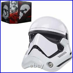 Star Wars The Black Series First Order Stormtrooper Helmet 4/1 2021 PRESALE